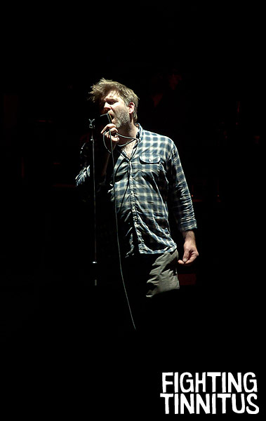 James Murphy of LCD Soundsystem at the Orpheum, Boston