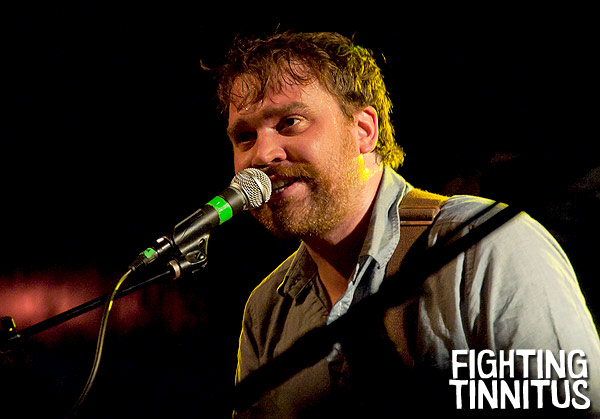 Frightened Rabbit at the Paradise Rock Club, Boston