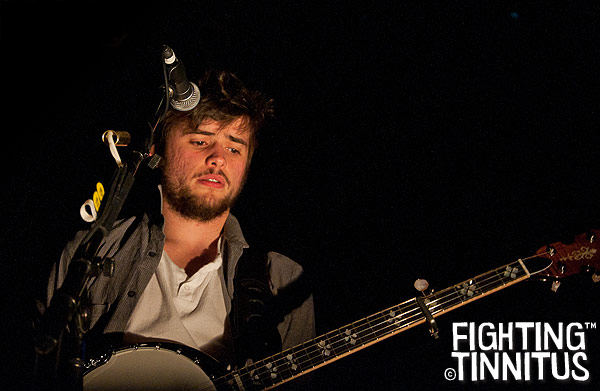 Mumford & Sons at the House of Blues, Boston