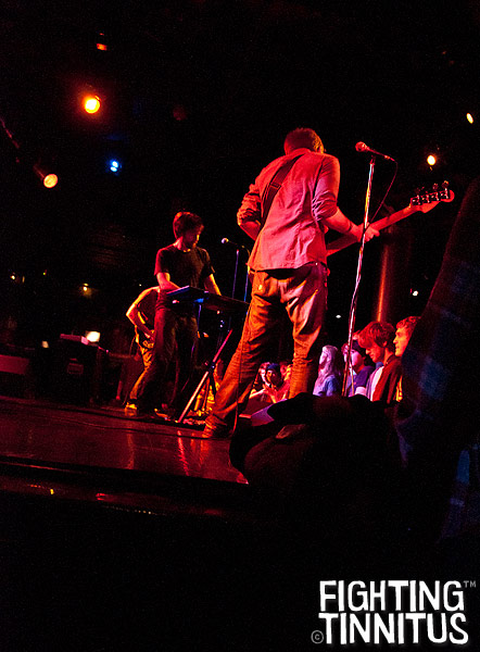 The Dismemberment Plan at the Paradise, Boston