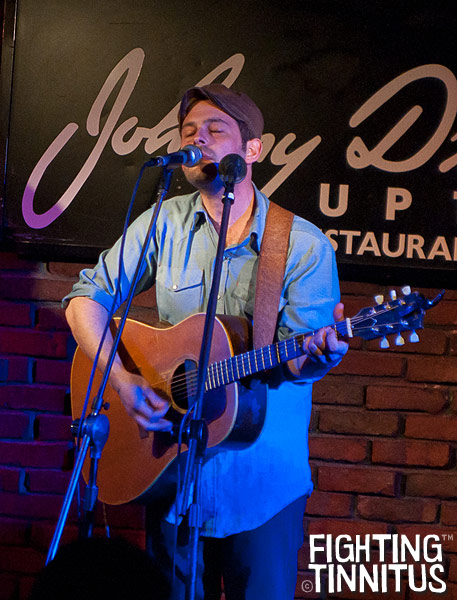 Gregory Alan Isakov at Johnny D's, Somerville
