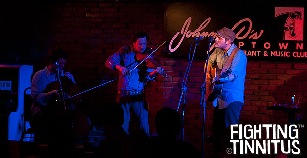 Gregory Alan Isakov at Johnny D's, Boston