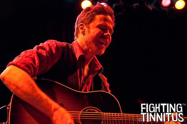 Josh Ritter at the House of Blues, Boston