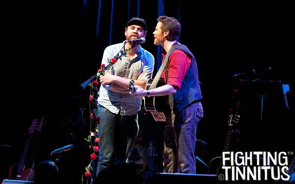 Josh Ritter & Scott Hutchison at the House of Blues, Boston