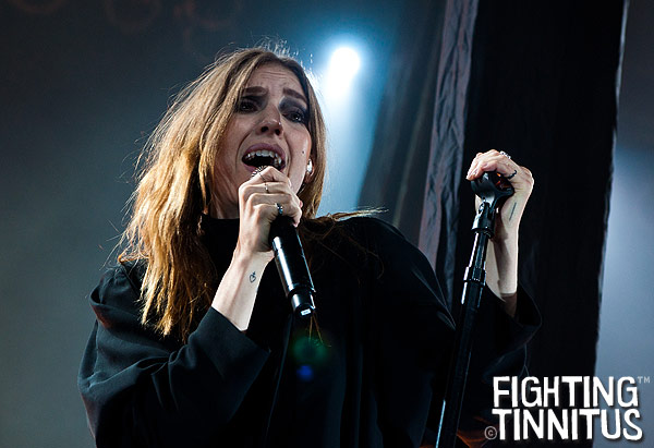 Lykke Li at the House of Blues, Boston
