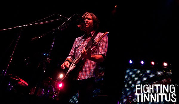 Death Cab for Cutie at the Bank of America Pavilion