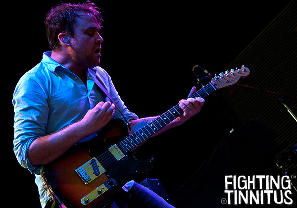 Frightened Rabbit at the Bank of America Pavilion