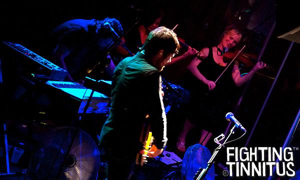 Elbow at the Paradise Rock Club, Boston