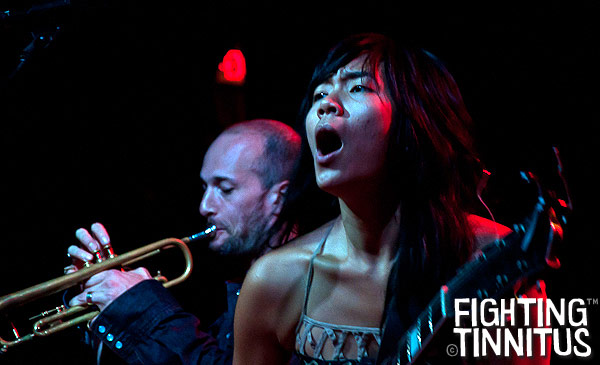 Thao with the Get Down Stay Down at Royale, Boston