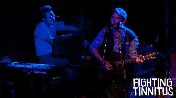 Gregory Alan Isakov at the Paradise Rock Club, Boston