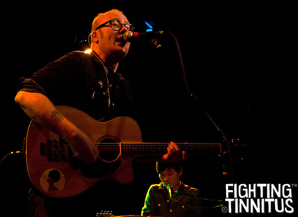 Mike Doughty at the Paradise Rock Club, Boston