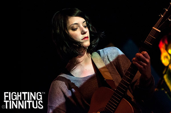 Sharon Van Etten at the Paradise Rock Club, Boston