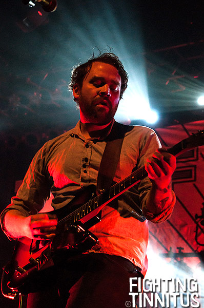 Frightened Rabbit at the House of Blues, Boston